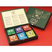 上海 豫園特選中国茶ティーバッグ 6種 36包セット:食料品,中国商品市場,中国貿易,中国企業情報