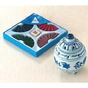 景徳鎮 香炉セット:インテリア,中国商品市場,中国貿易,中国企業情報