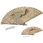中国檀香扇(柄入り)5本セット:家庭用品,中国商品市場,中国貿易,中国企業情報