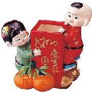 中国首振り人形(ペン立て):インテリア,中国商品市場,中国貿易,中国企業情報
