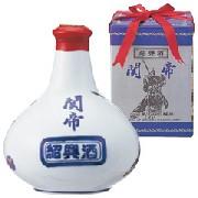 関帝白磁十年紹興酒:飲料アルコール類,中国商品市場,中国貿易,中国企業情報