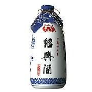 越王台紹興花彫酒(壷)12年:飲料アルコール類,中国商品市場,中国貿易,中国企業情報