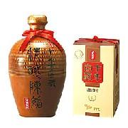 台湾十年紹興酒壷入り3L入り:飲料アルコール類,中国商品市場,中国貿易,中国企業情報