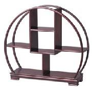 茶壷飾棚 丸型   /茶具 :インテリア,中国商品市場,中国貿易,中国企業情報