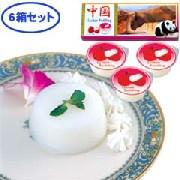 中国ライチープリン6箱セット:食料品,中国商品市場,中国貿易,中国企業情報