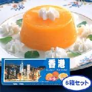 香港夜景マンゴープリン6箱セット:食料品,中国商品市場,中国貿易,中国企業情報