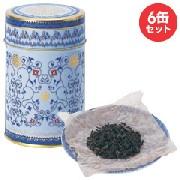 中国茶「安渓水仙」6缶セット:食料品,中国商品市場,中国貿易,中国企業情報