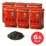 一級鉄観音茶6缶セット:食料品,中国商品市場,中国貿易,中国企業情報
