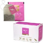 ジャスミンの香り+さわやか風味の茉莉花茶(ジャスミン茶)ティーバッグ 2g×20p :食料品,中国商品市場,中国貿易,中国企業情報