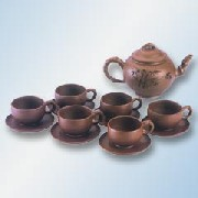 中国宜興紅竹茶器セット:家庭用品,中国商品市場,中国貿易,中国企業情報