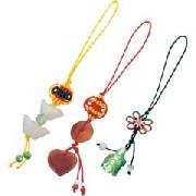 中国吉祥宝石携帯ストラップ3コセット:アクセサリー品,中国商品市場,中国貿易,中国企業情報