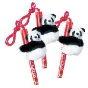 パンダマスコットボールペン3本セット:家庭用品,中国商品市場,中国貿易,中国企業情報