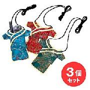 サテン織チャイナ携帯ケース3コセット:アクセサリー品,中国商品市場,中国貿易,中国企業情報