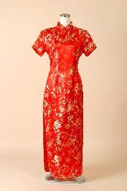 正統派チャイナドレス :フアッション,中国商品市場,中国貿易,中国企業情報