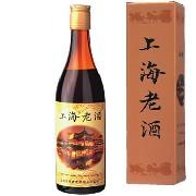 上海老酒(ラオチュウ) 500ml 16度 黄酒:飲料アルコール類,中国商品市場,中国貿易,中国企業情報