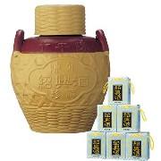 陳年(チンネン)10年紹興酒ミニ壺 250ml 6壺セット 17度 黄酒:飲料アルコール類,中国商品市場,中国貿易,中国企業情報