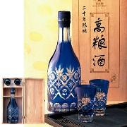 陳醸(チンジョウ)20年 高粮酒(コウリャンシュ)セット スピリッツ 700ml 53度 白酒:飲料アルコール類,中国商品市場,中国貿易,中国企業情報