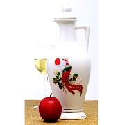 遼寧省 熊岳華果(リンゴ)酒 フルーツワイン やや甘口 500ml:飲料アルコール類,中国商品市場,中国貿易,中国企業情報